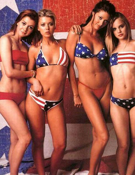 American Pie Girls