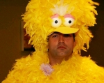 Big Bird Doucheface