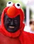 Blackfaced Elmo