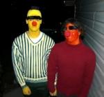 Face Paint Bert & Ernie