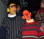Fake Eared Bert & Ernie