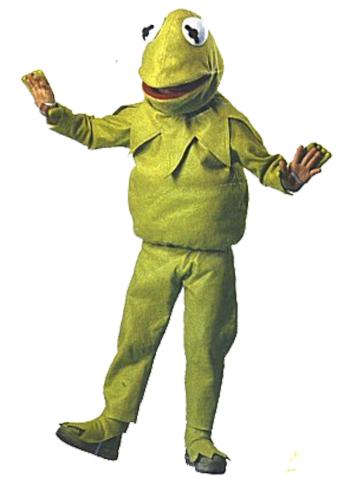 Fat Kermit