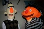 Foam Bert & Ernie