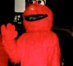 Giant Elmo