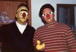Googly-Eyed Bert & Ernie