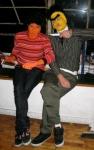 Hipster Bert & Ernie