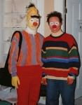 Terrifying Bert & Ernie