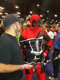 Deadpool (Robert, a listener)