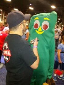 It's Gumby, Dammit!