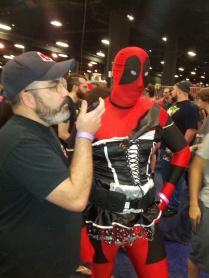 Nice Bustier, Deadpool!
