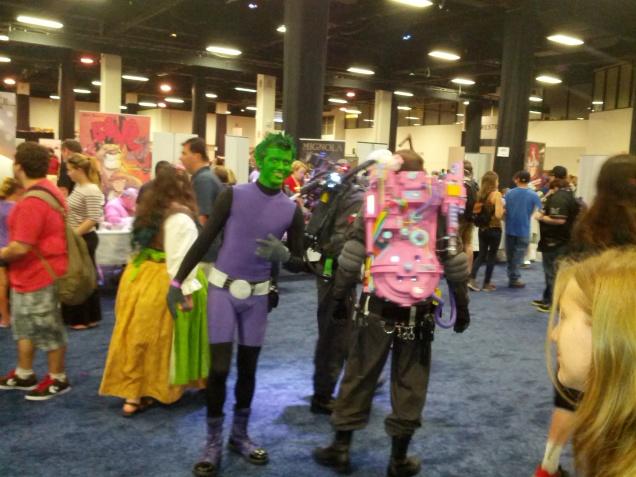 Yay~! Costumes!